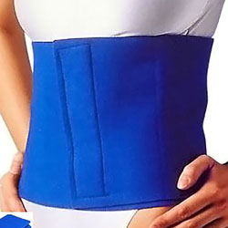 Пояс для похудения сауна из неопрена (живот от 60 до 120 см )