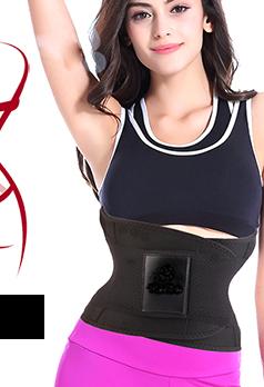 Утягивающий пояс для похудения Боди Трейнер Белт (Body Trainer Belt) с эффектом сауны