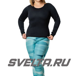 Кофта для похудения (с длинным рукавом) SV9